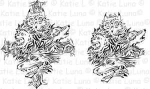 Tattoo Design for Andy by AfflictedRayven