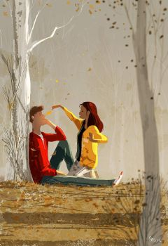 Tickle Tickle... by PascalCampion
