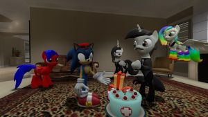 happy birthday to neros1990 by sonicdevil18