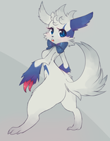 The cutest Zangoose around by CoffeeChicken