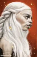 DAENERYS by JaumeCullell