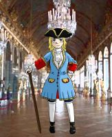 APH :From Versailles With Love by Black-Aya