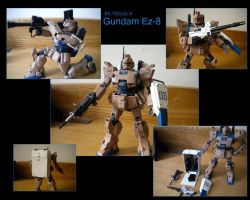 RX-79.G.Ez-8 by VirgoT