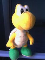 Koopa Troopa by apaskins1991
