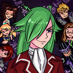 Freed-N-Friends Tumblr Icon (askBlog) by Tehonlyme