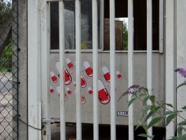 In Situ Art Festival - Fort d'Aubervilliers - 2 by IsK4nD3R
