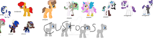 mlp shipping adopts 1! by Goldenecho