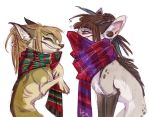 scarves by Fukari