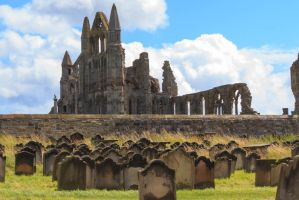 Whitby Abbey by GMCollins