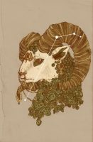Aries by NicolaWallace