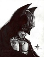 BATMAN by Mbacinillo