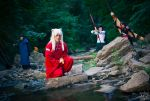 InuYasha - Our Fight by LiquidCocaine-Photos