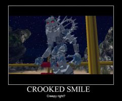 Crooked Smile by Trebor127127