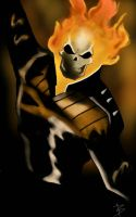 Ghost Rider by k-briggs82