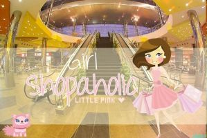 Nenita Shopaholic Little Pink by JuuhLii