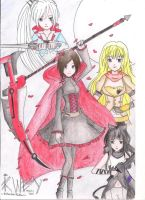RWBY by AnImAtEd-MeDoW