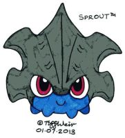 Sprout by trinityweiss
