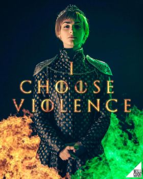 I Choose Violence by biancabellalove