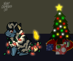 Christmas Fluff by Night-Chimeras-Cry