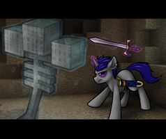 Ludvic and the Wither by wingedwolf94