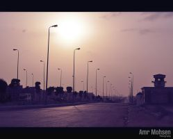 road of hope by Amr-Mohsen