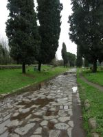 Via Appia by olofmoleman