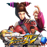 Super Street Fighter IV Icon by Rich246