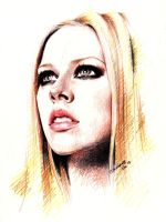 Avril Lavigne [2] by ctMunirah