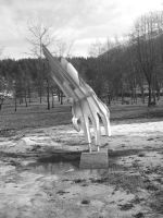 The hand by Kdv42