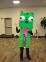 Ohayocon 2012 - GIR 2 by Kamara666