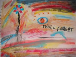 I will forget. by jackielfult