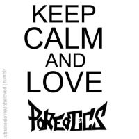 Keep calm and love Poreotics by Ashley44598X