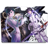 Icon Folder - Knights Of Sidonia (3) by alex-064