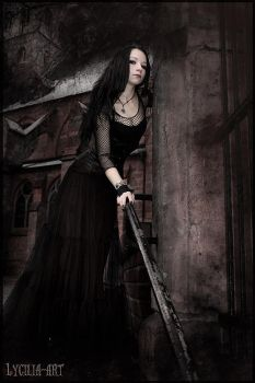 Dark Mistress by Lycilia