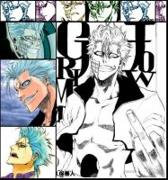 Grimmjow by EverybodyLovesSummer