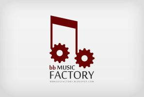 BB Music Factory logo by floydworx