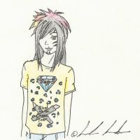 Dahvie Vanity 3 by Kana-of-the-Flames