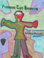 Profile: Mandrake Elias Bronwyn by TheSkull31