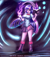 EqG - Twilight Sparkle by SD-HexWing