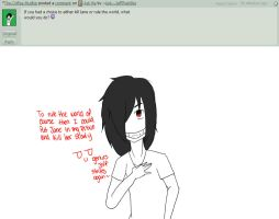 Ask Jeff::Q.1 by Ask---JeffTheKiller