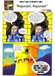 Kights of the Warped Table comic 001 by woody2252