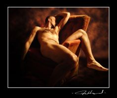 Nude In Chair V two by jerryhazard