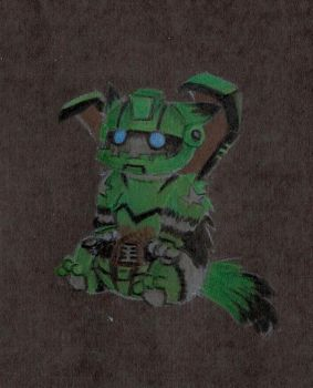 Kitty Bulkhead by Ryuuji