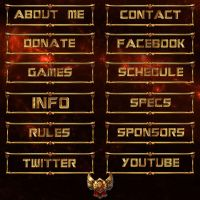 [FREE]Twitch Button[Gold] by lol0verlay