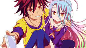 no game no life vector by trafx99