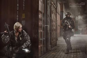 Airsoft Military 2 by KaylaDavion