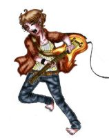 Shannon G. Rocking Out by SNHigginsss
