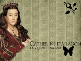 The Tudors-Catherine d'Aragon by Sturm1212