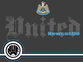 NUFC by blorgman