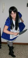 Alice Liddell by Piccolapiplup